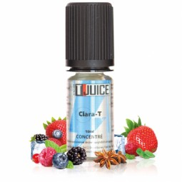 Concentré clara t 10ml Tjuice