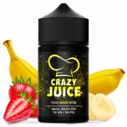 Crazy Juice - Fraise Banane...