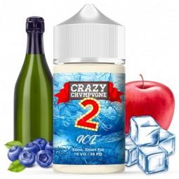 Crazy Juice - Champagne V2 ice