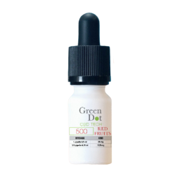 Huile CBD - Red fruits