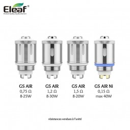 Resistance GS Air Eleaf